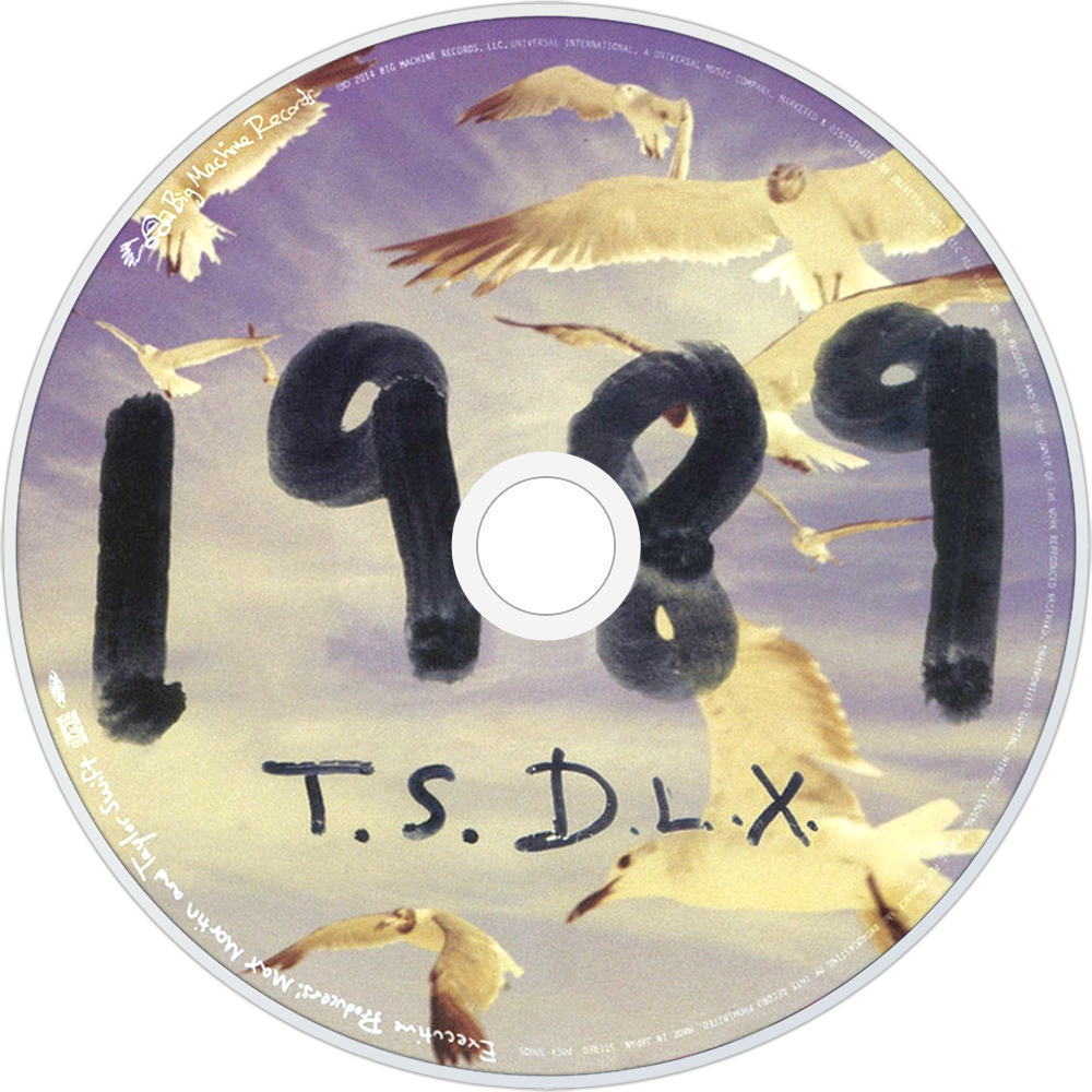 1989 CD Disc (Deluxe Edition)