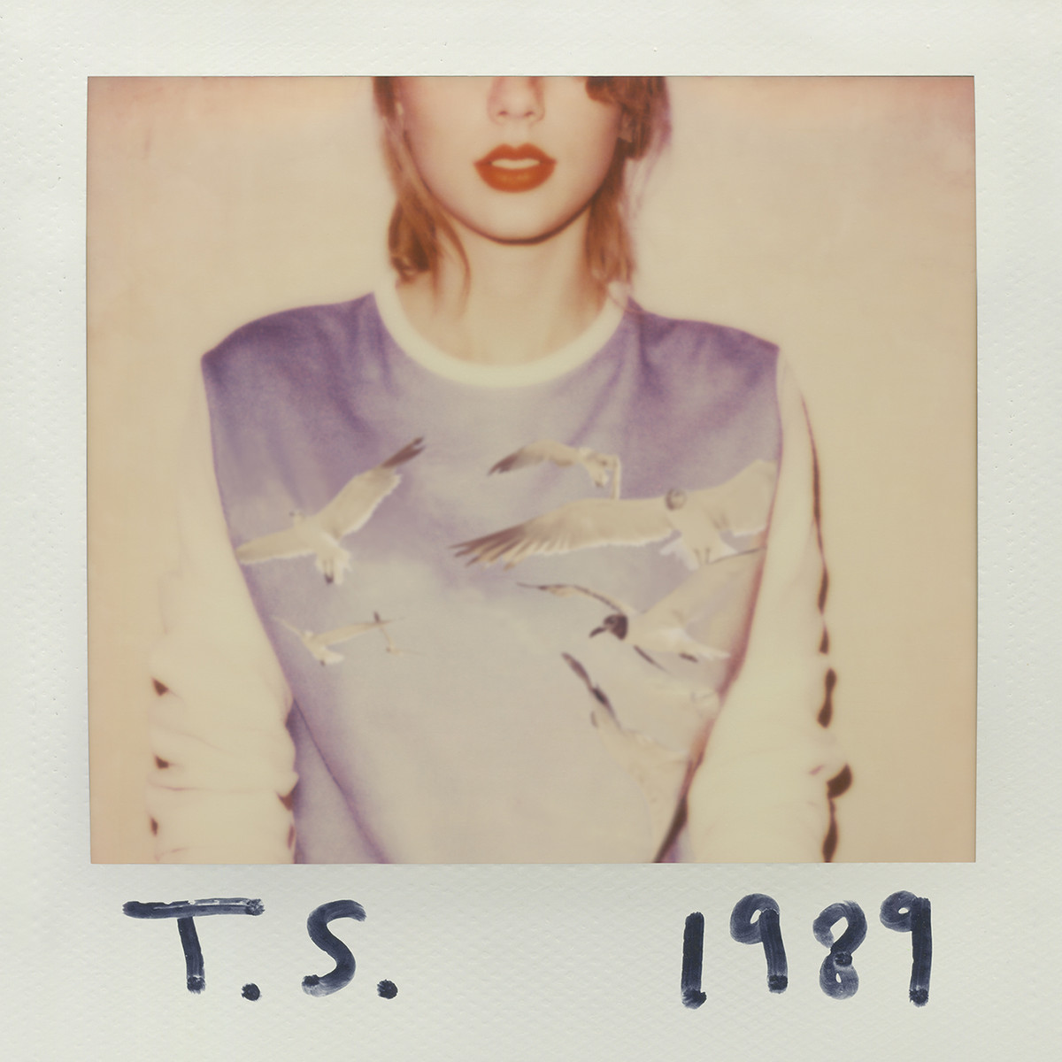 """""""1989"""" Album Cover by Taylor Swift (Big Machine, 2014)"""