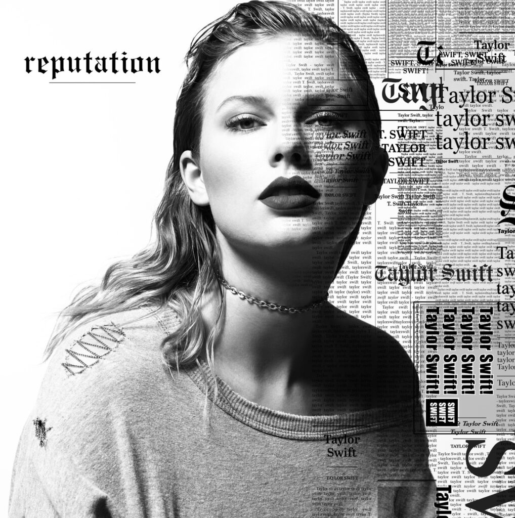 reputation by Taylor Swift (Big Machine Records, 2017)