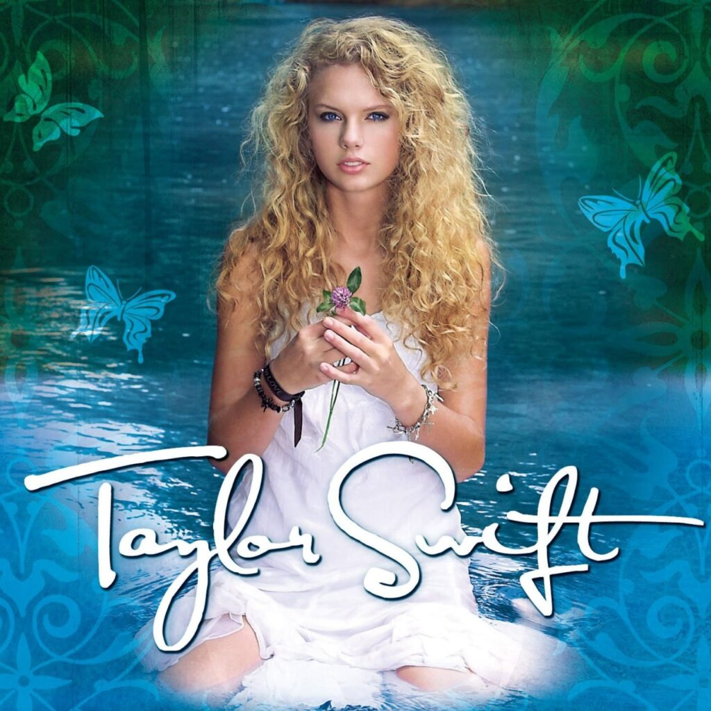 Taylor Swift Deluxe Edition by Taylor Swift (Big Machine Records, 2006)
