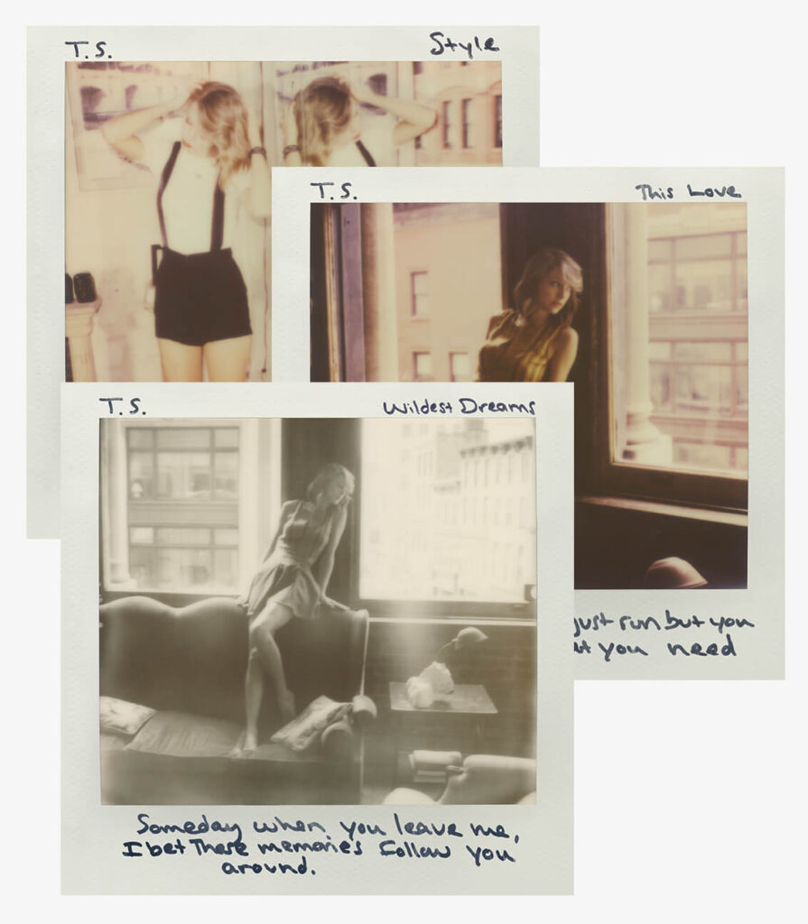 Album Polaroids