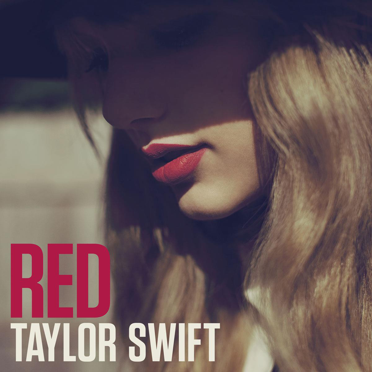 RED by Taylor Swift (Big Machine Records, 2012)