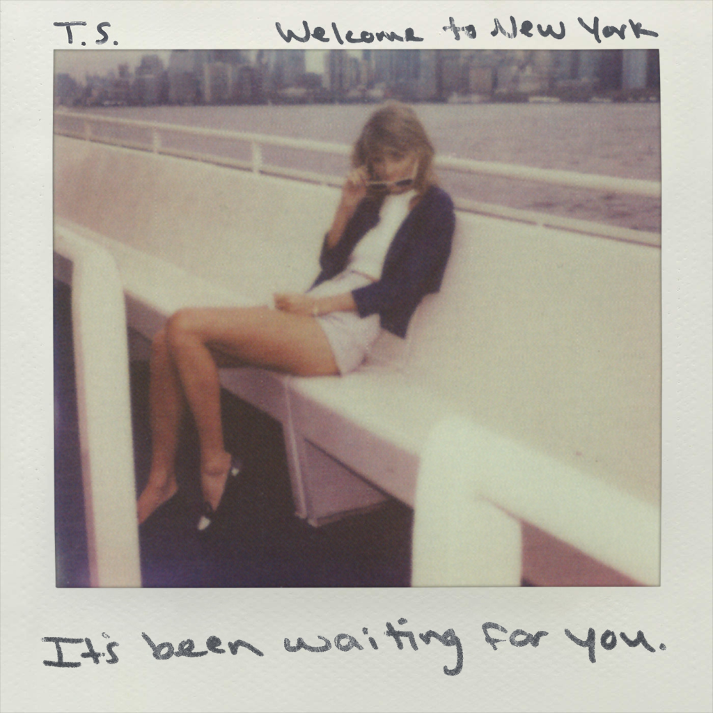 Welcome to New York by Taylor Swift (1989)