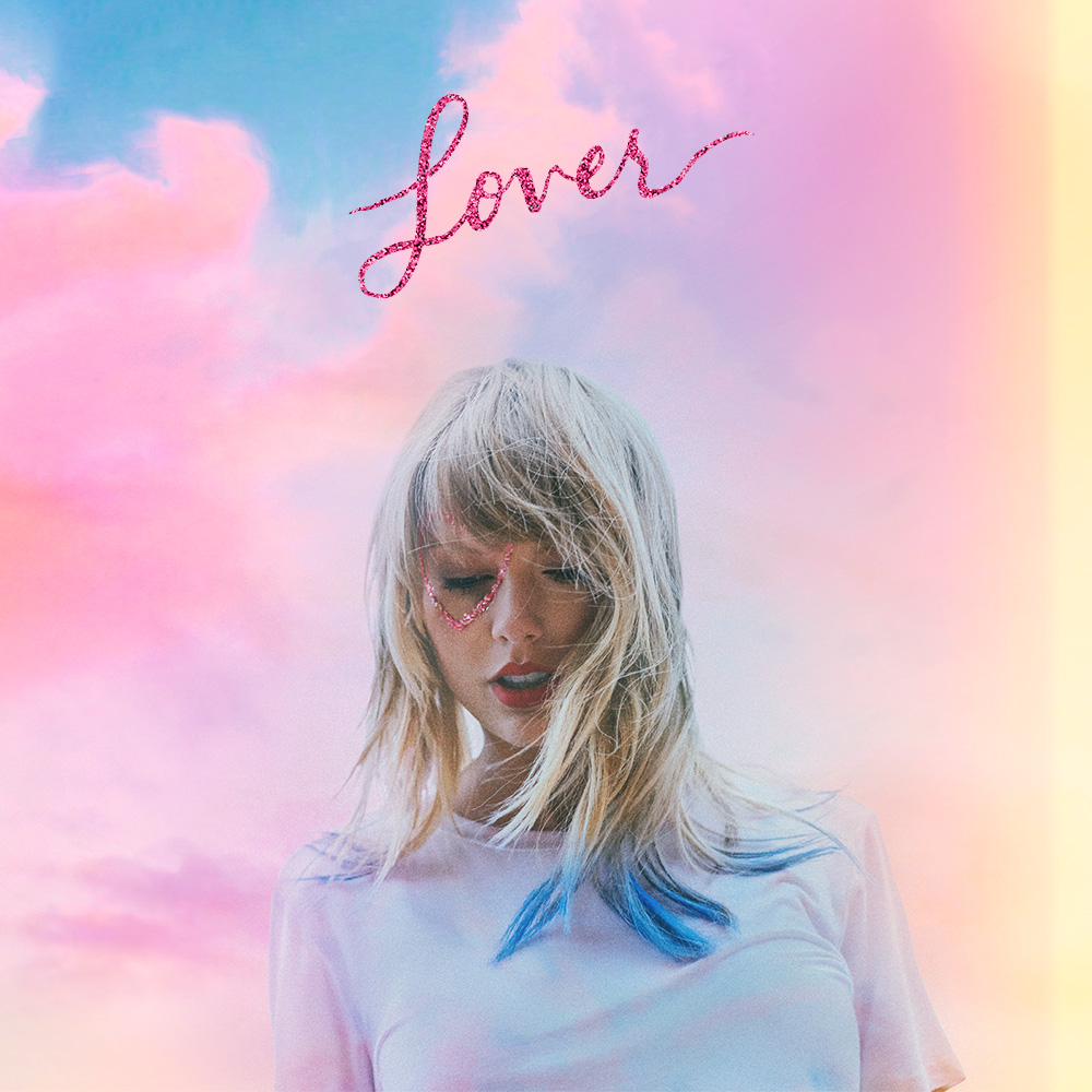 Lover by Taylor Swift (Republic Records, 2019)
