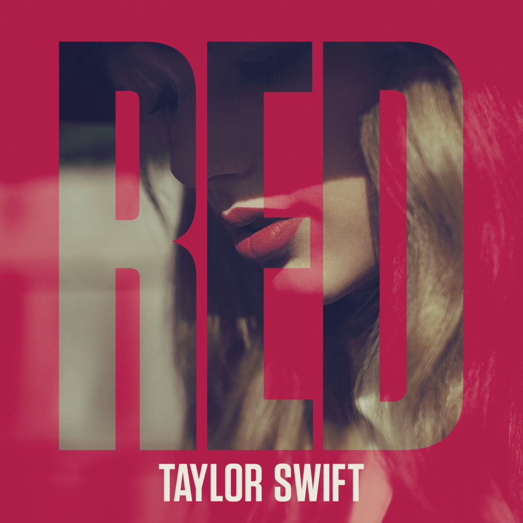RED Deluxe Edition by Taylor Swift (Big Machine Records, 2012)