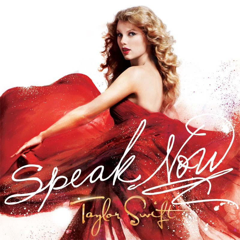 Speak Now Deluxe Edition by Taylor Swift (Big Machine Records, 2012)