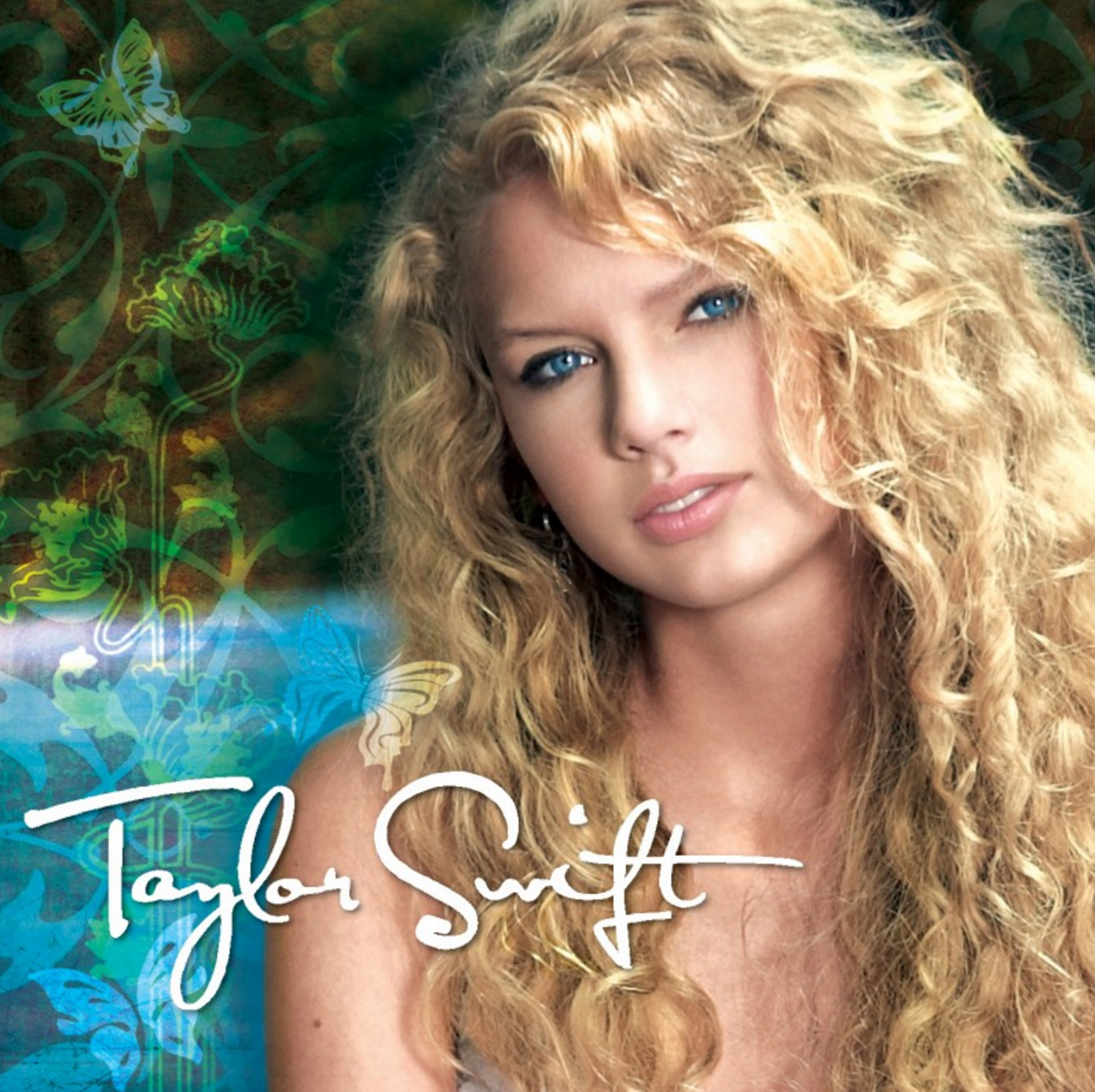 Taylor Swift by Taylor Swift (Big Machine Records, 2006)