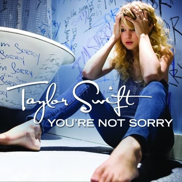 You're Not Sorry by Taylor Swift (Fearless)