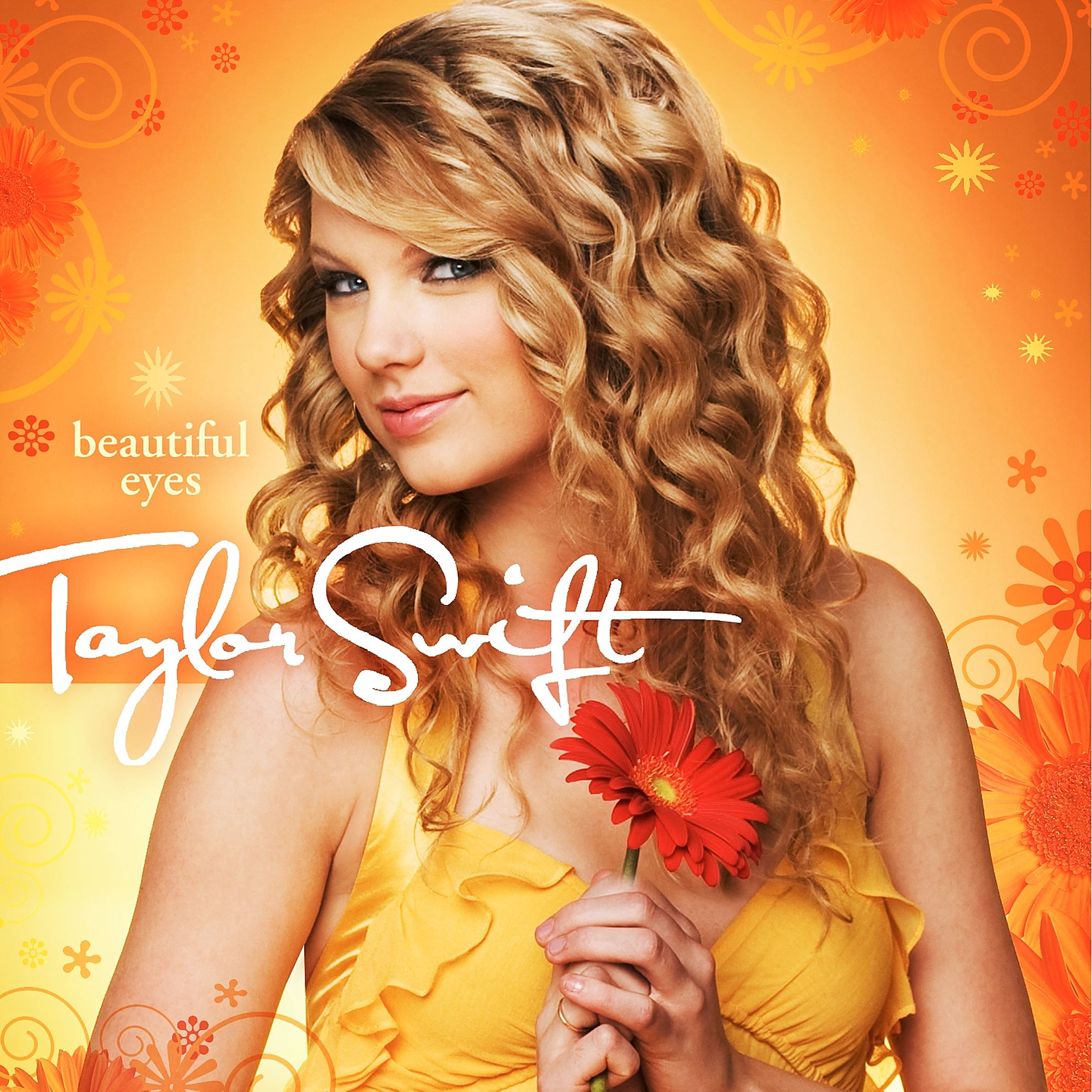 Beautiful Eyes by Taylor Swift (Big Machine, 2008)