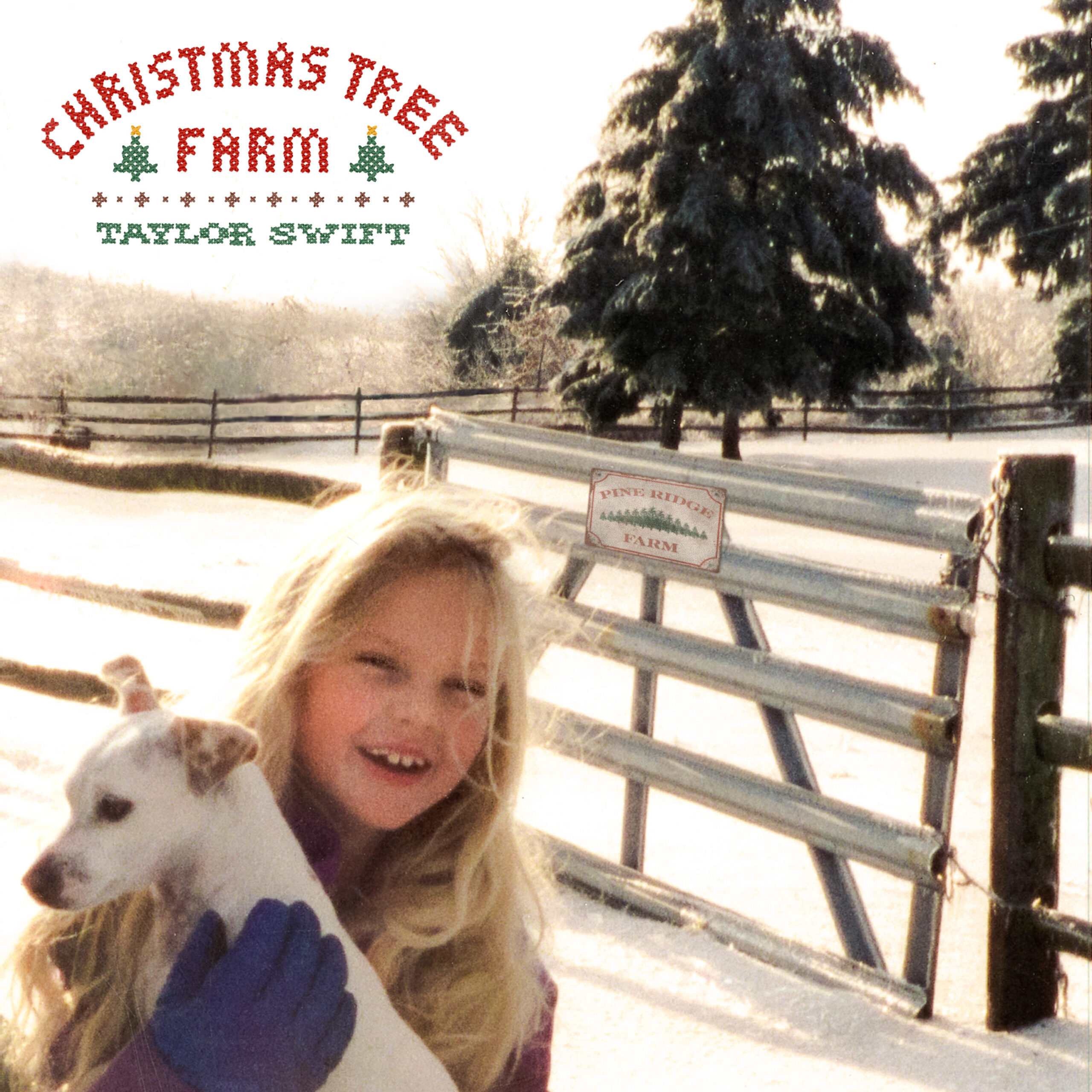 Christmas Tree Farm by Taylor Swift (Republic Records, 2019)