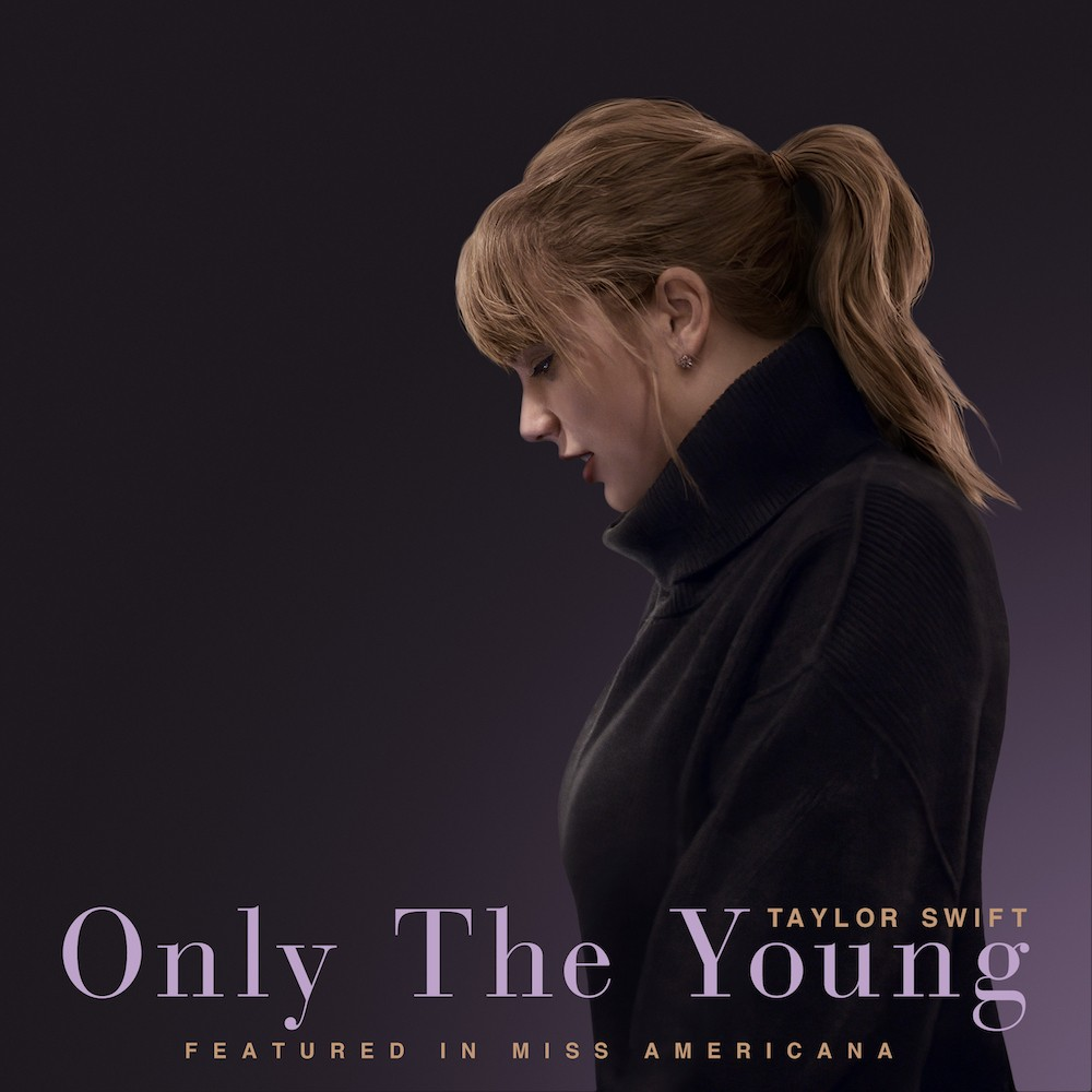 Only The Young by Taylor Swift (Republic Records, 2020)
