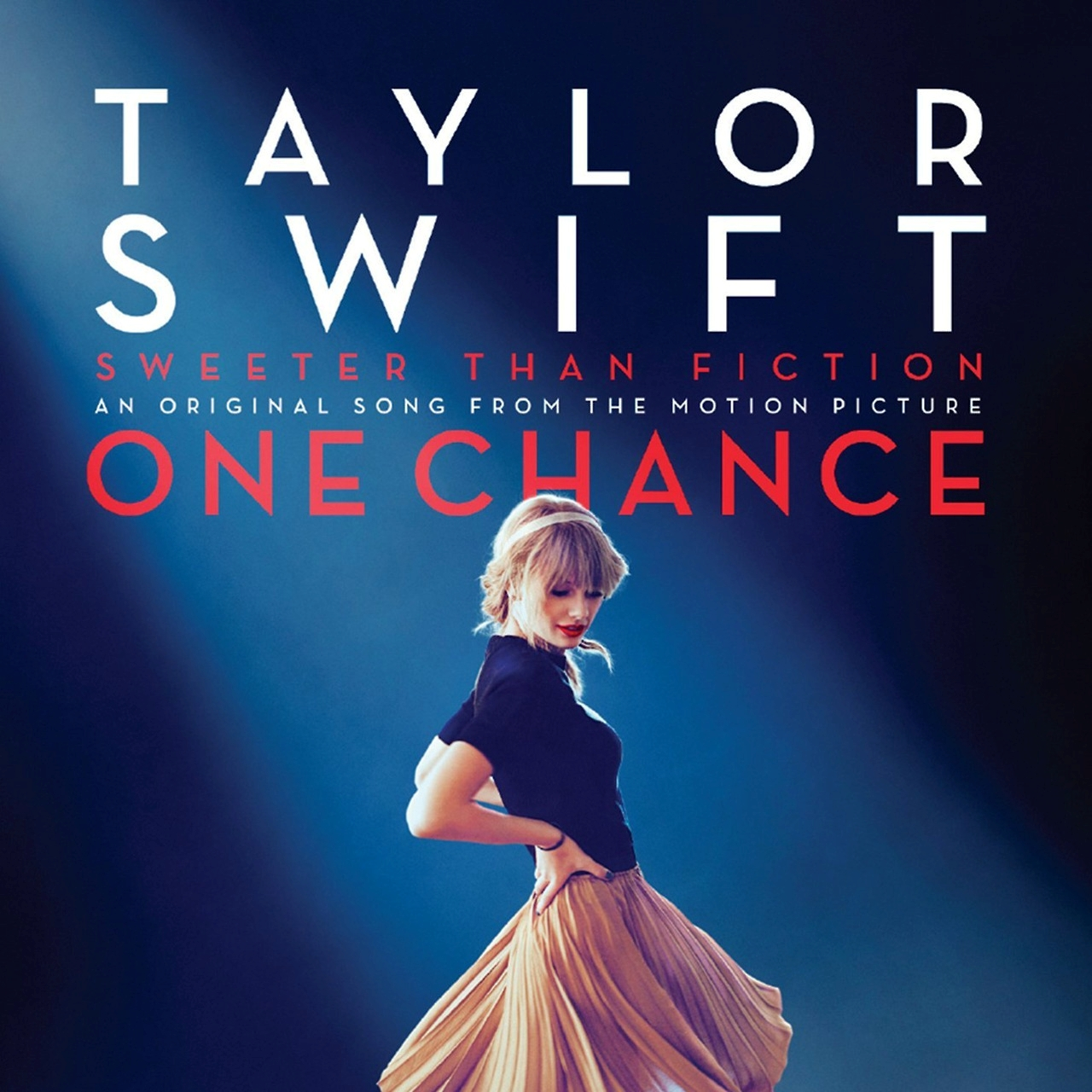 Sweeter Than Fiction by Taylor Swift (Big Machine Records, 2013)