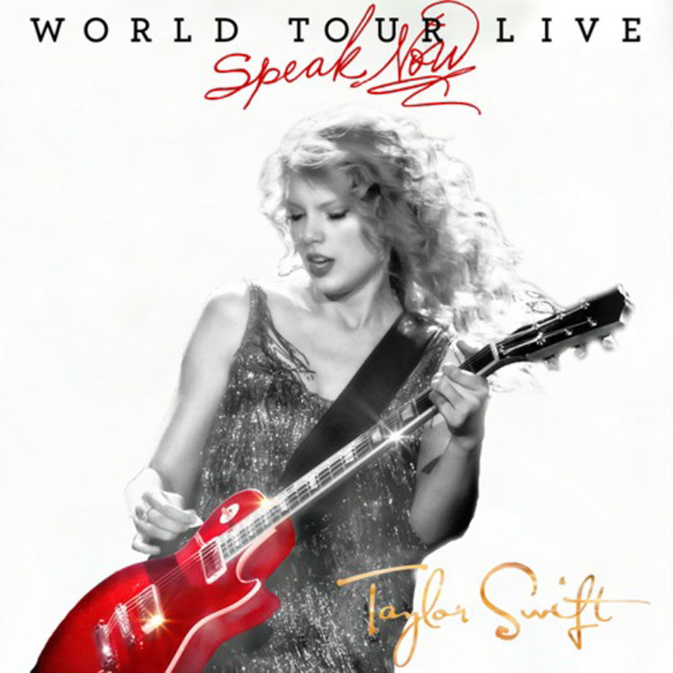 Speak Now: World Tour Live (Target Edition) by Taylor Swift (Big Machine Records, 2011)