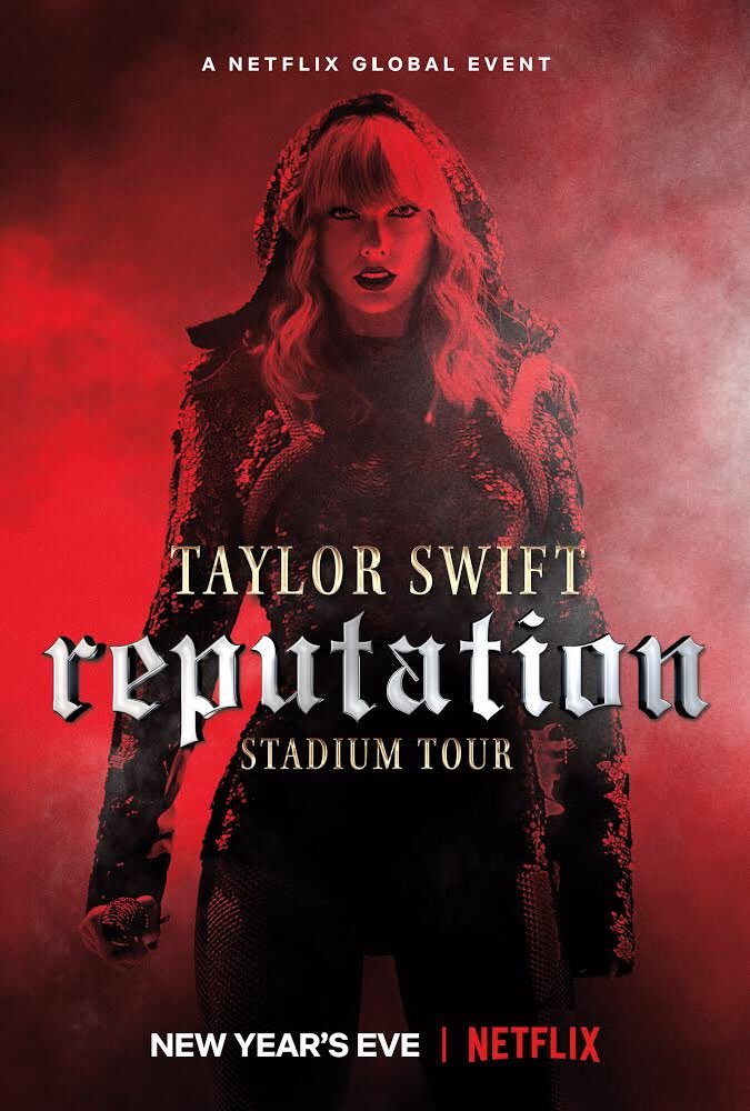 Taylor Swift: reputation Stadium Tour (Netflix, 2018)