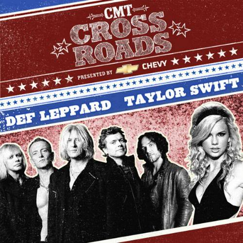 CMT Crossroads: Taylor Swift & Def Leppard (2009)