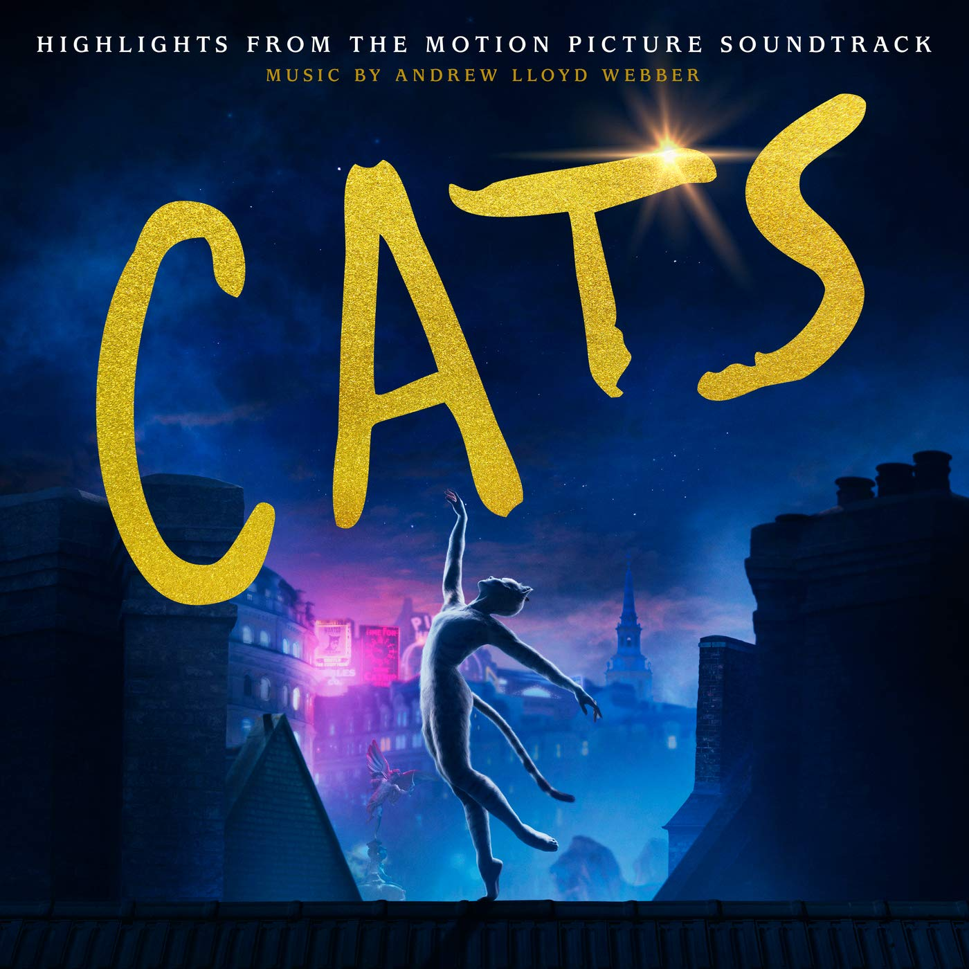 Cats: Highlights from the Motion Picture Soundtrack (Polydor, 2019)