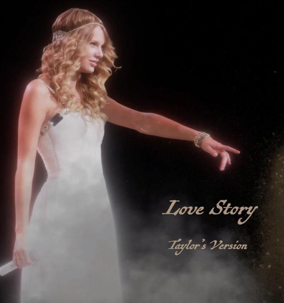 Love Story by Taylor Swift (Fearless, Taylor's Version)
