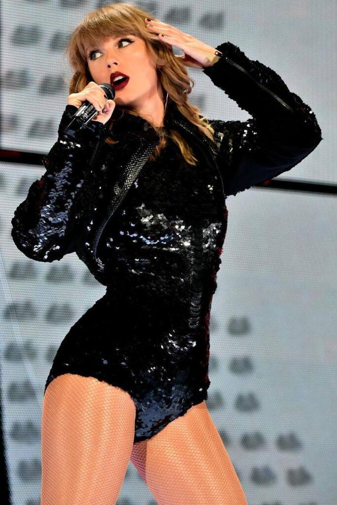Taylor Swift on the reputation Stadium Tour (2018)