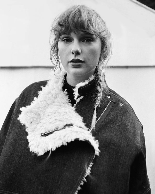 Taylor Swift for evermore (Beth Garrabrant, 2020)