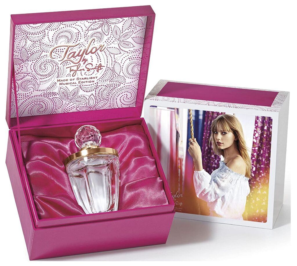Taylor by Taylor Swift: Made of Starlight Musical Edition (Elizabeth Arden, 2014)