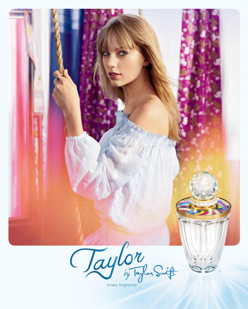 Taylor by Taylor Swift (Elizabeth Arden, 2013)