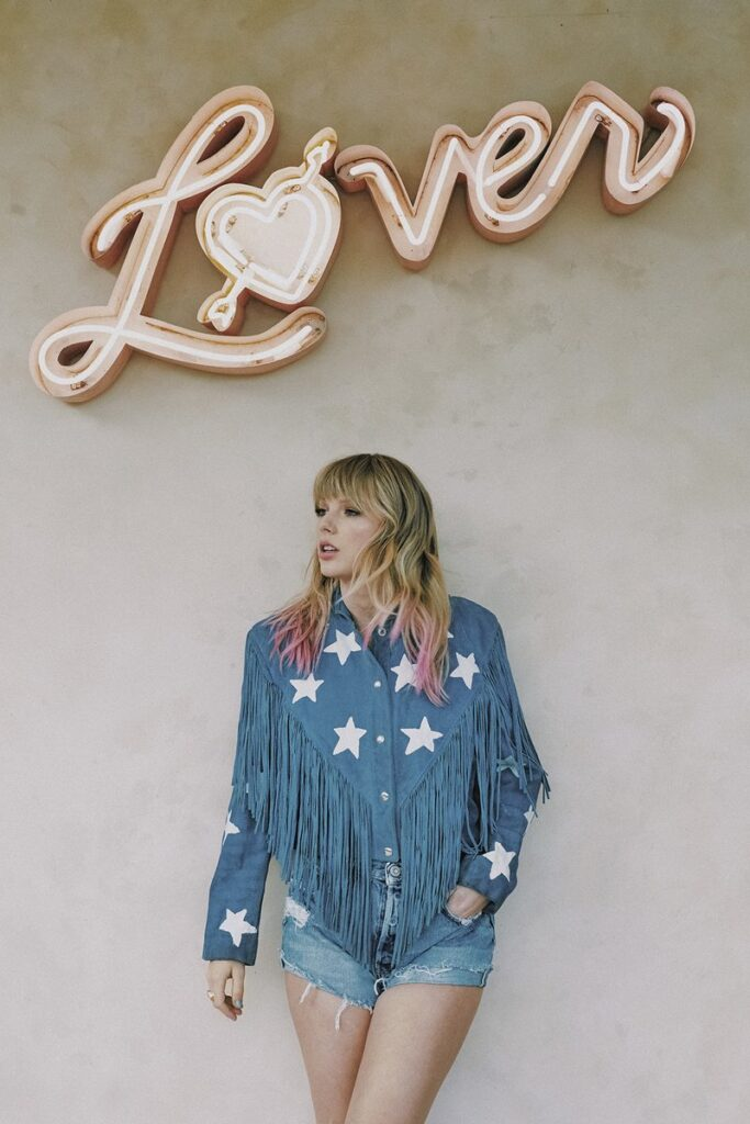 Taylor Swift for Lover (2019)