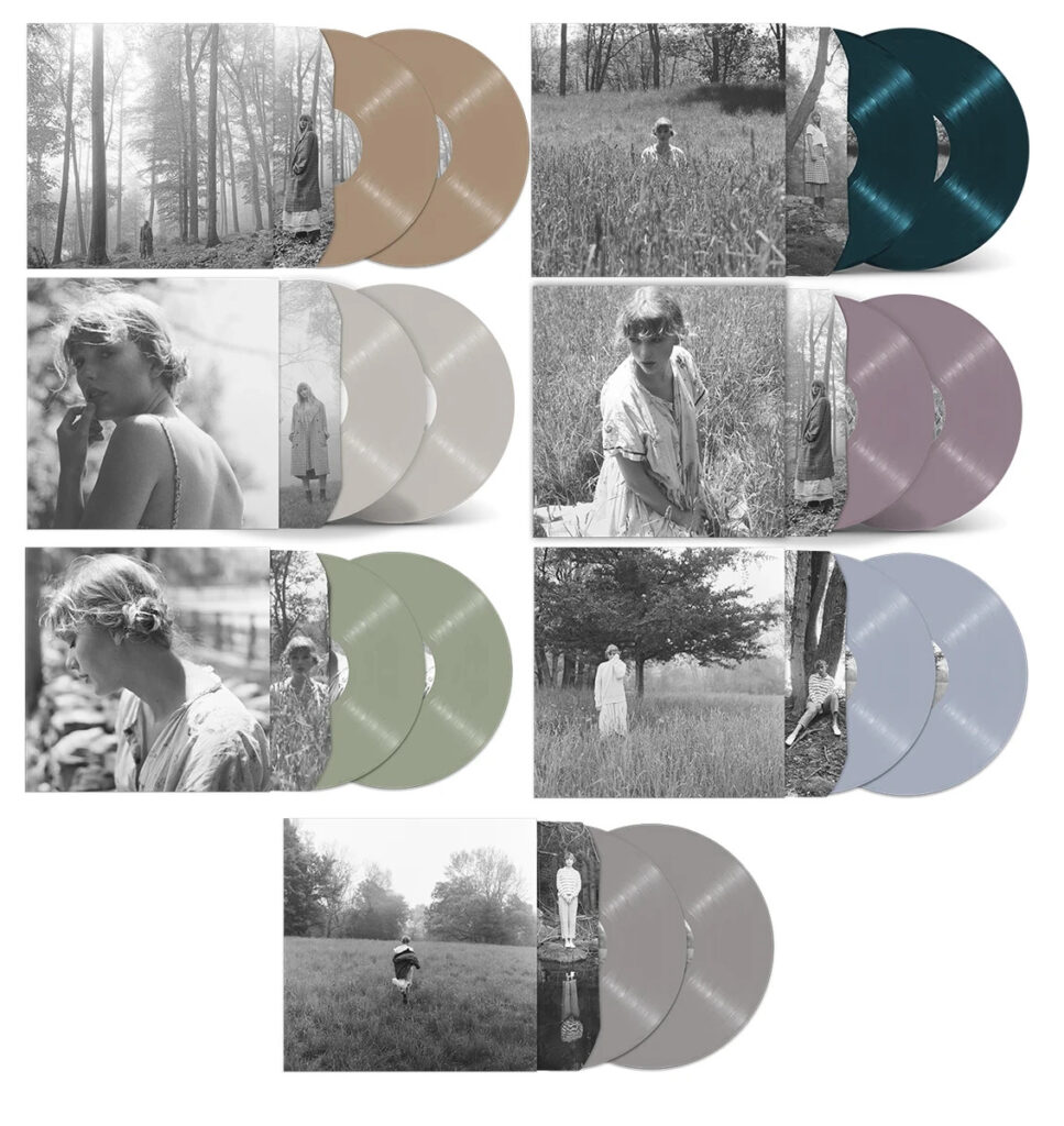 folklore Vinyl Collection