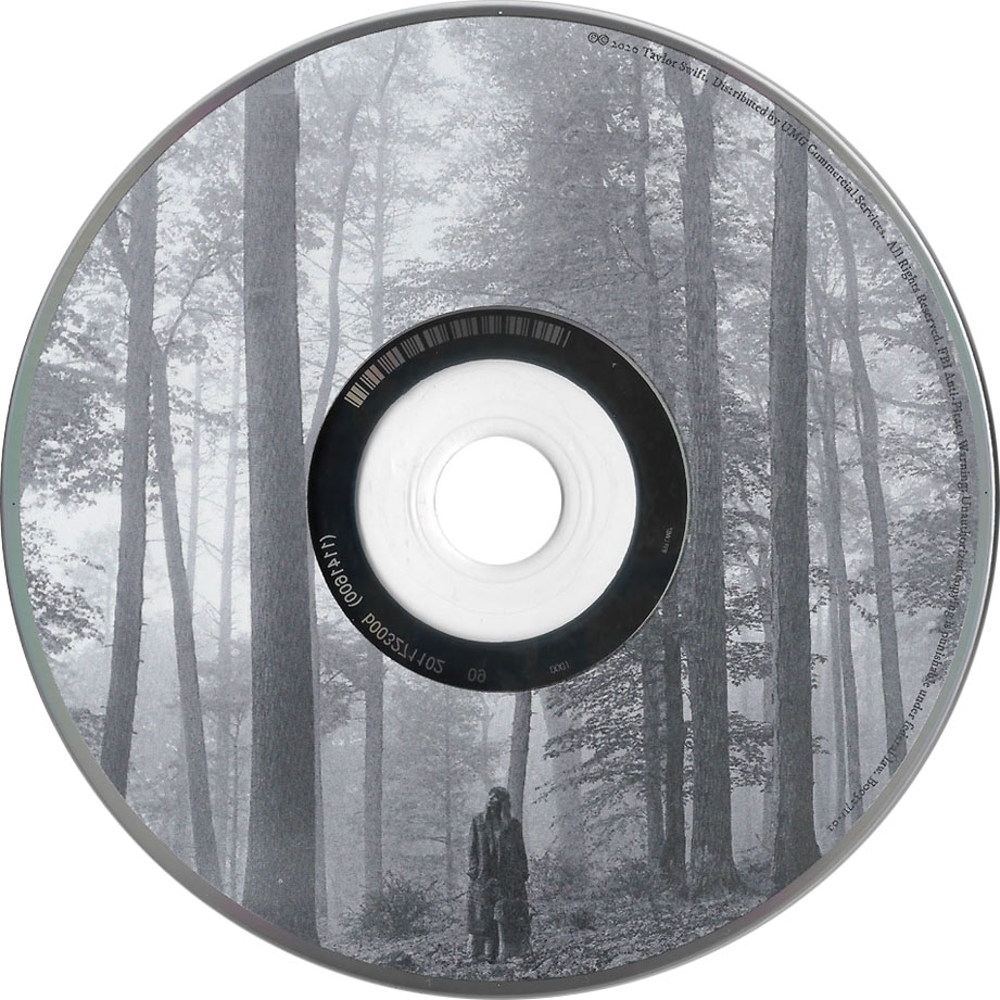 folklore CD Disc (Standard Edition)
