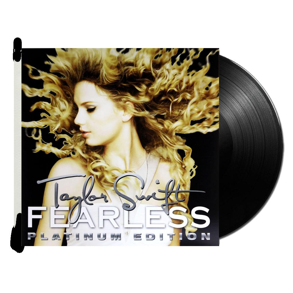 Fearless (Platium Edition) Vinyl 1