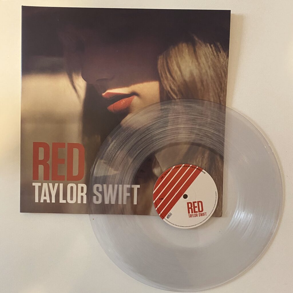 RED (2012) Vinyl 2: Record Store Day Limited Edition