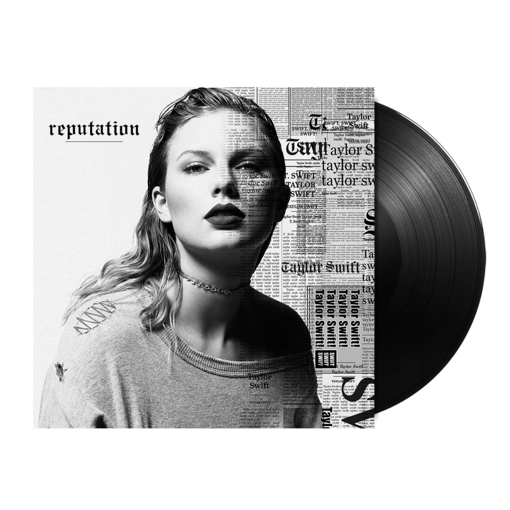 reputation (2017) Vinyl 2
