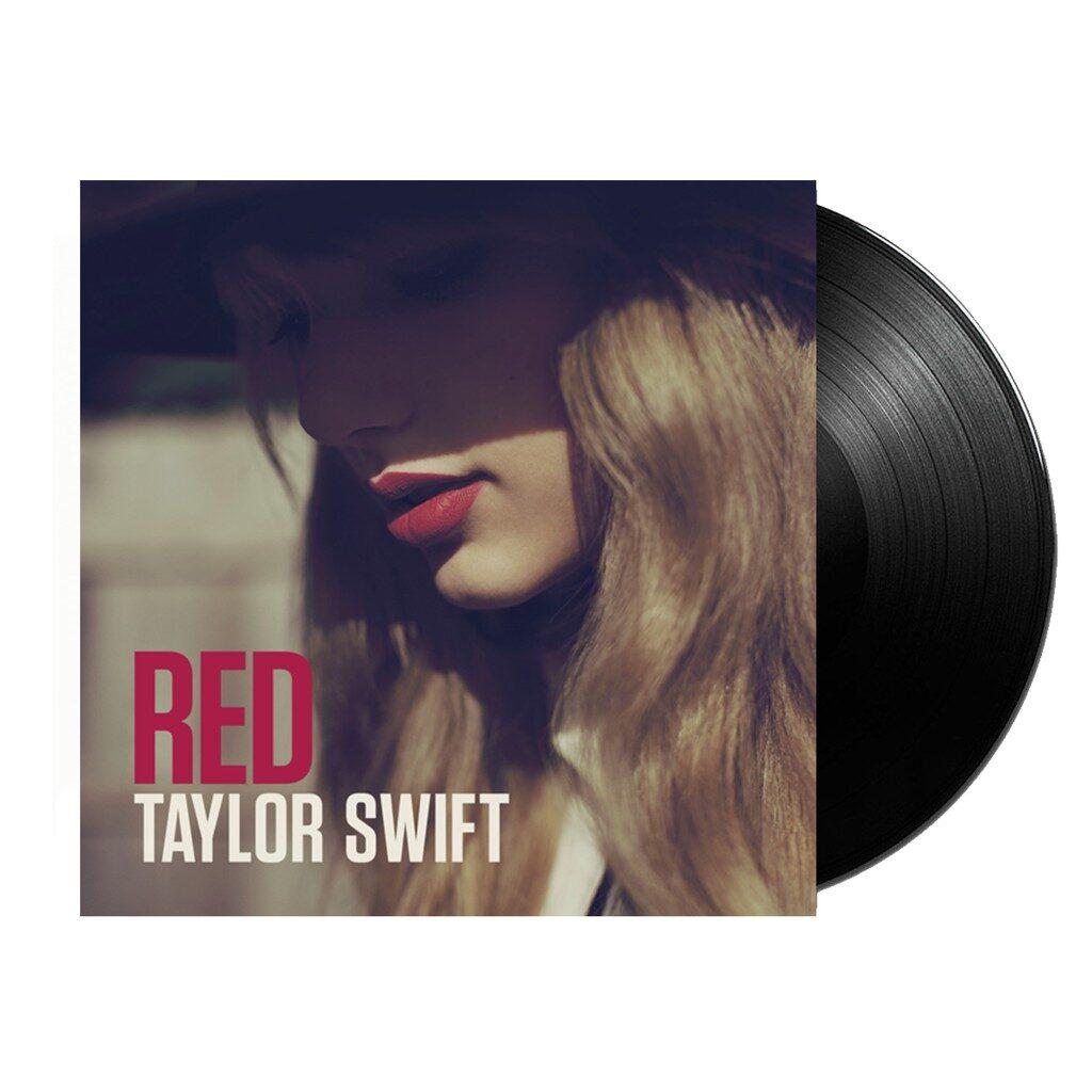 RED (2012) Vinyl 1