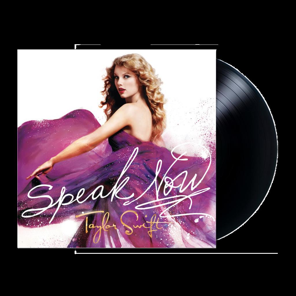 Speak Now (2010) Vinyl 1