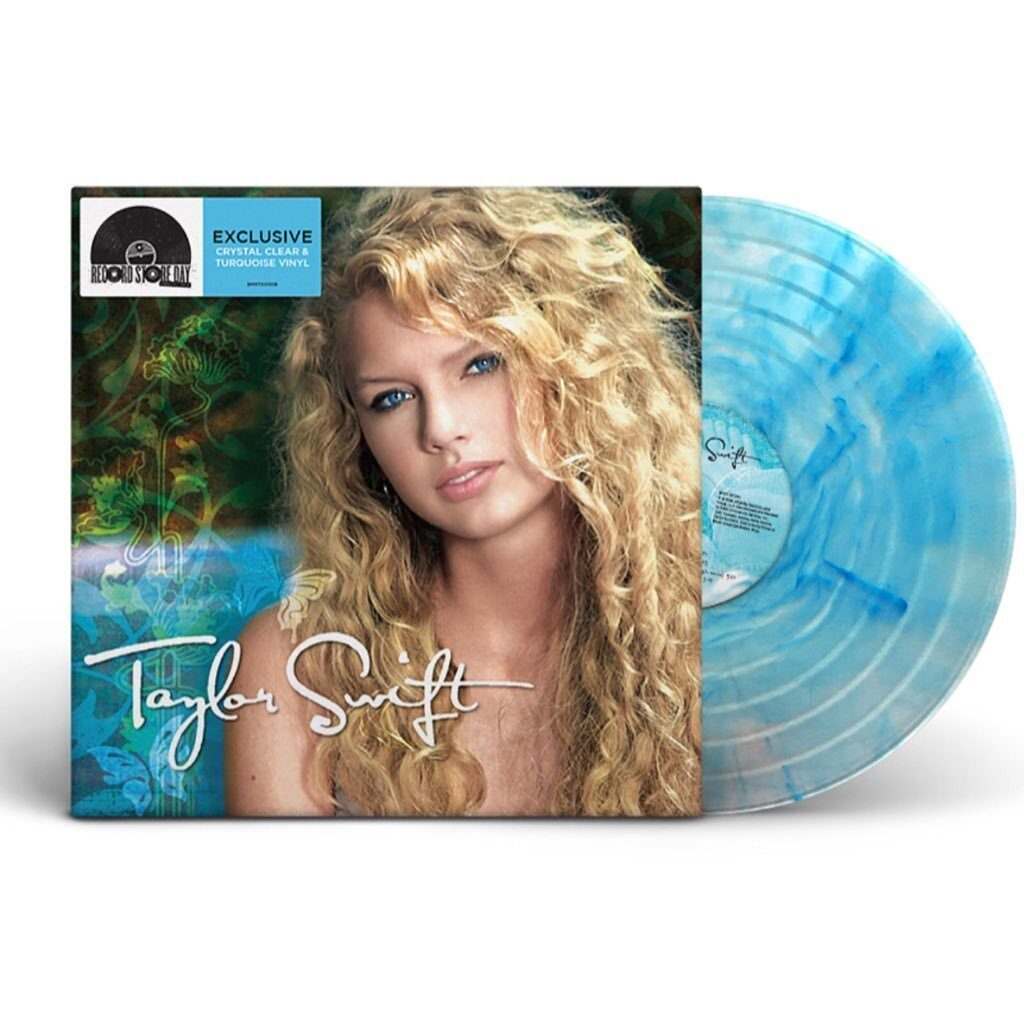 Taylor Swift (2006) Vinyl 2: Record Store Day Limited Edition
