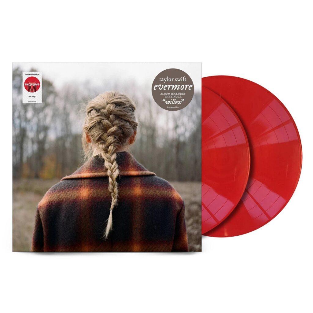 evermore (2020) Vinyl 2