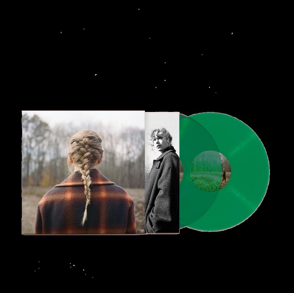 evermore (2020) Vinyl 3