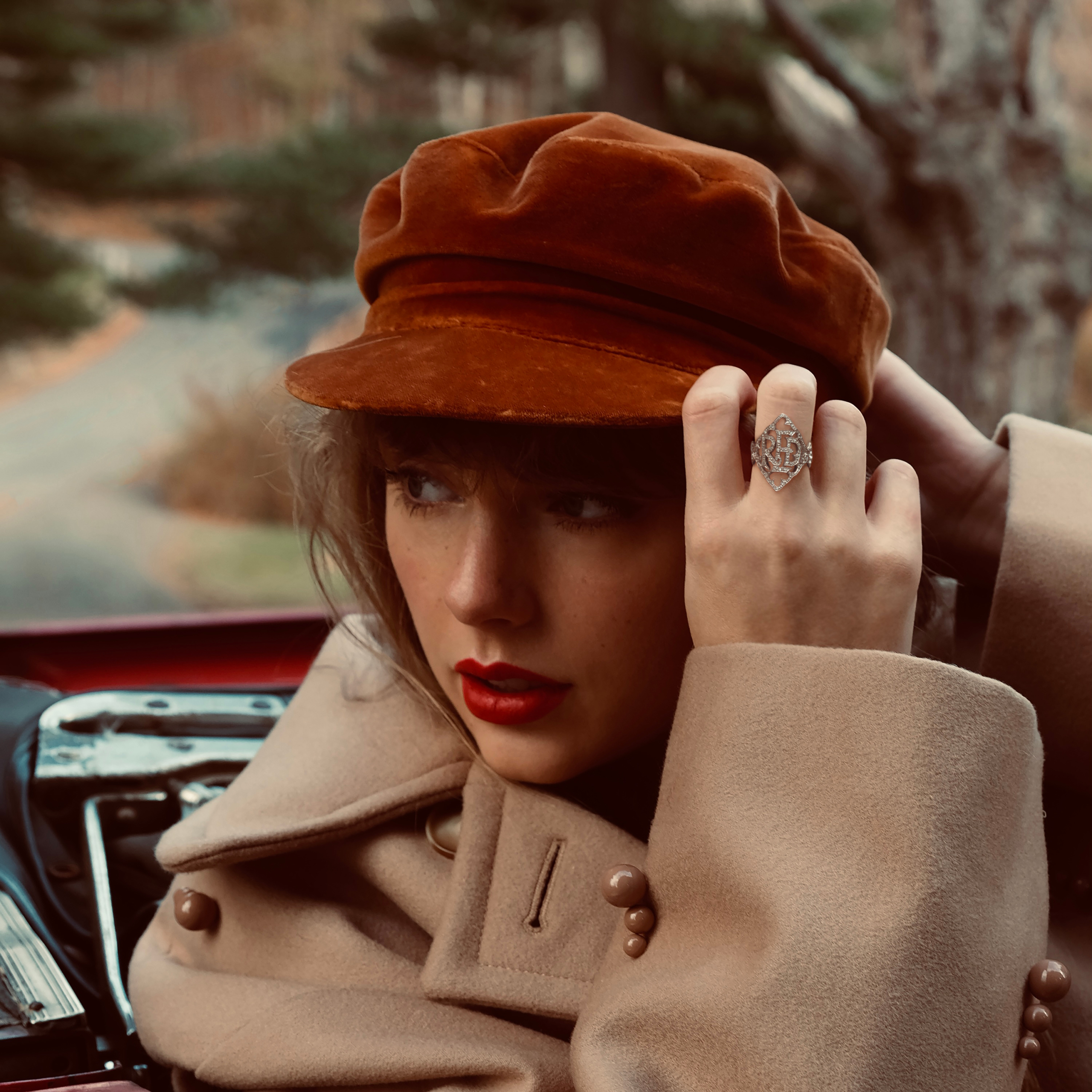 RED (Taylor's Version) [Republic Records, 2021]