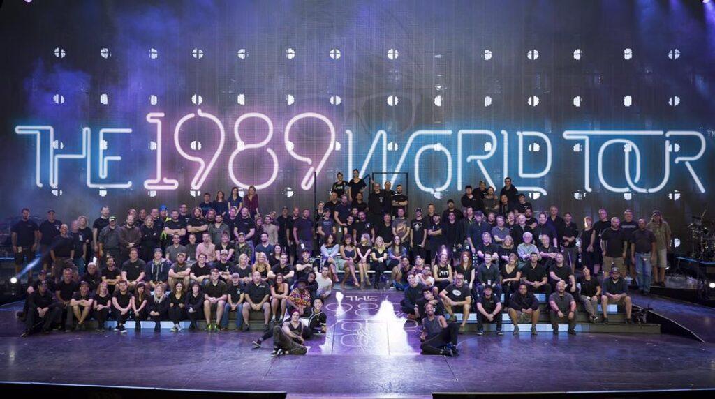 The 1989 World Tour Crew (2015)