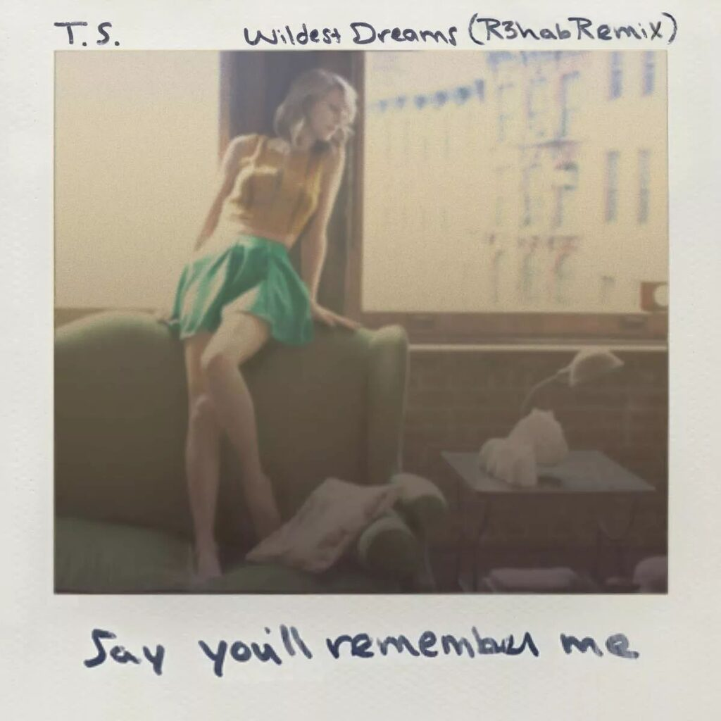Wildest Dreams (R3hab Remix) by Taylor Swift (2015)